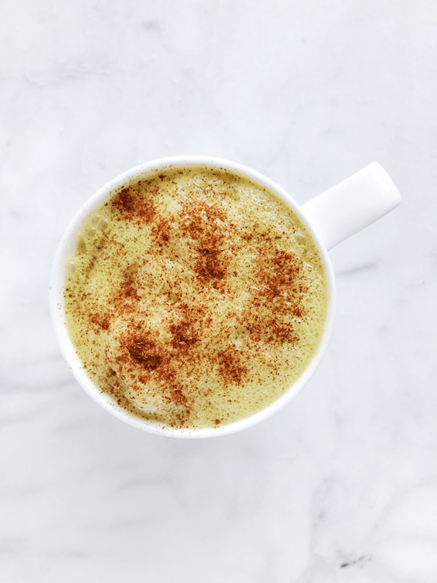 Golden Tumeric Latte