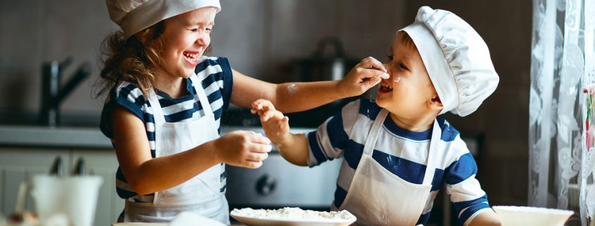 How to teach your kids about nutrition