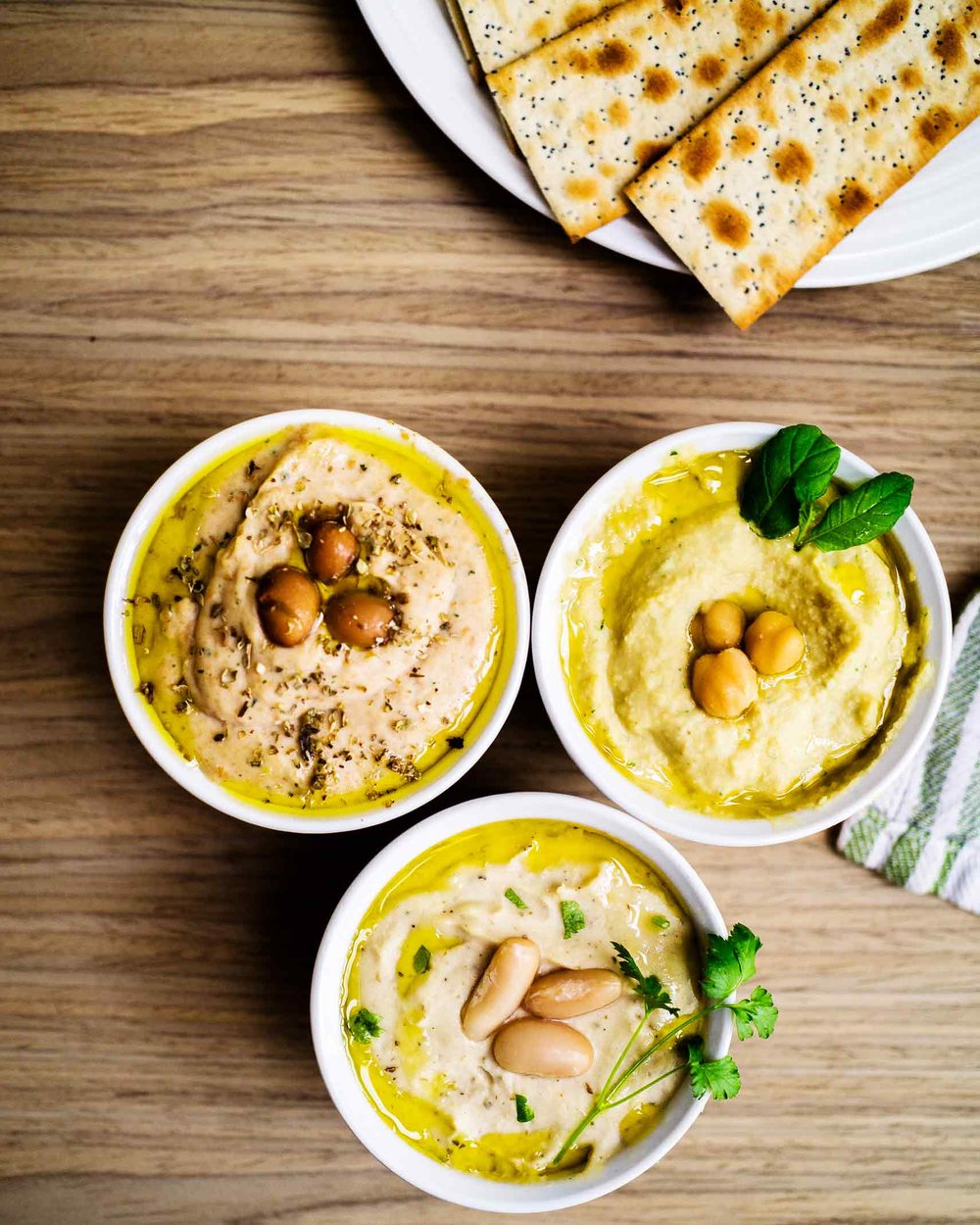 Adaptable Mediterranean Dip