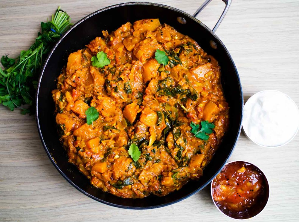 Adaptable One Pot Curry