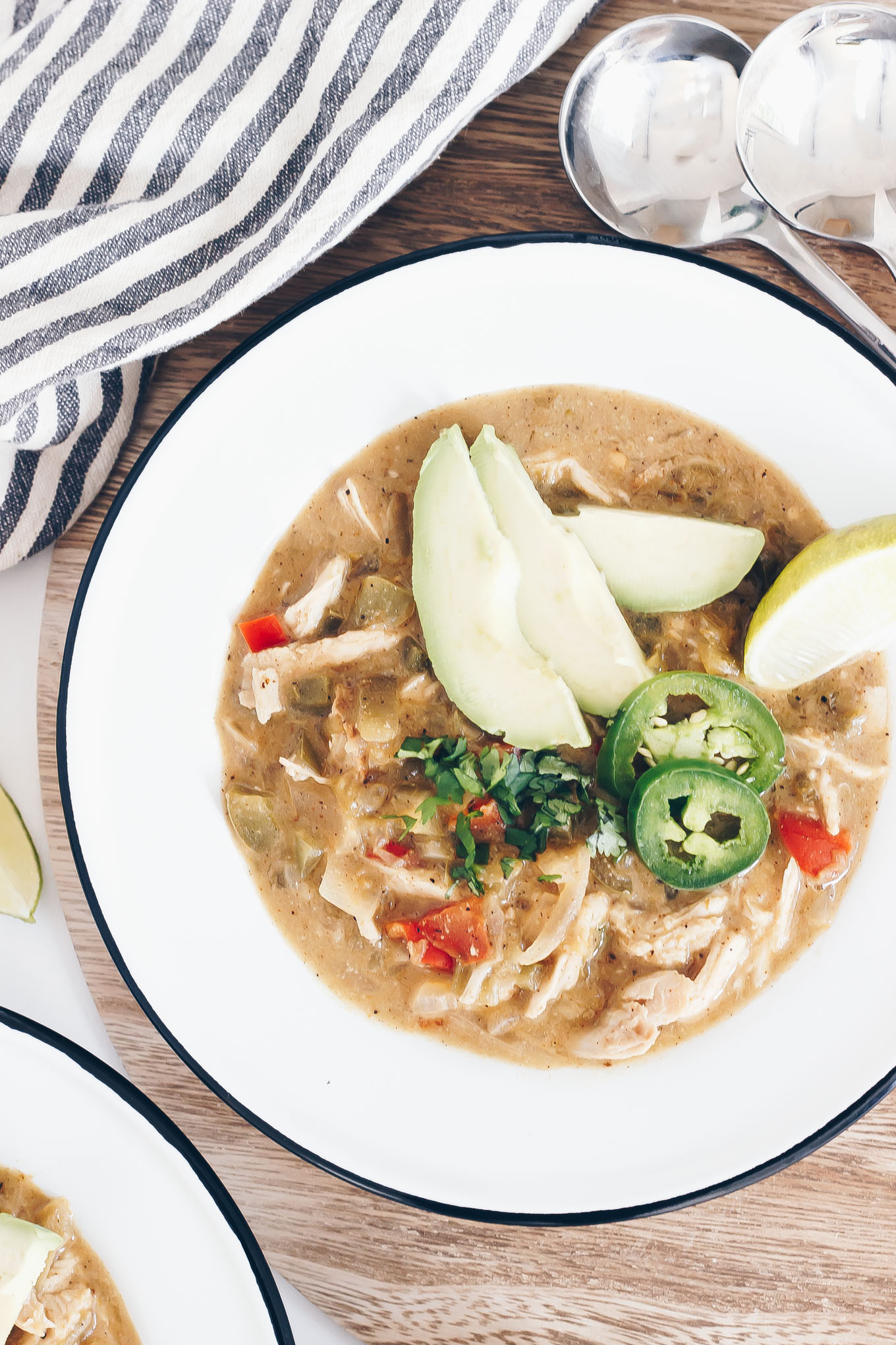 The Best White Turkey Chili