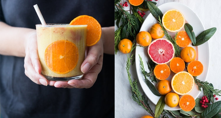 Orange Smoothie Recipe